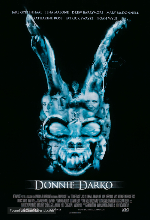 Donnie Darko - Theatrical poster