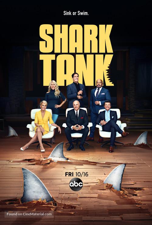"""""""Shark Tank"""" - Movie Poster"""