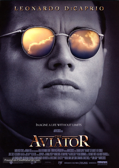 The Aviator - Movie Poster