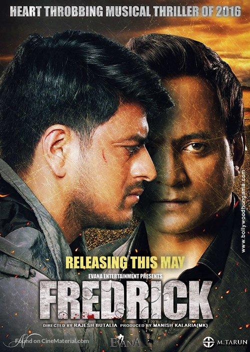 Fredrick - Indian Movie Poster