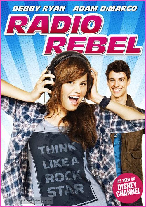 Radio Rebel - DVD movie cover