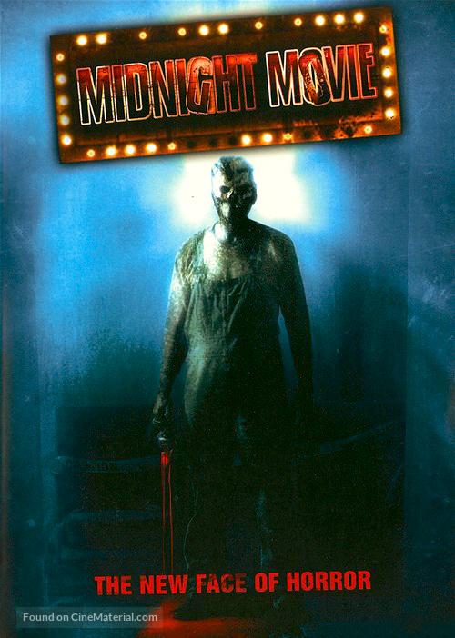 Midnight Movie - DVD movie cover