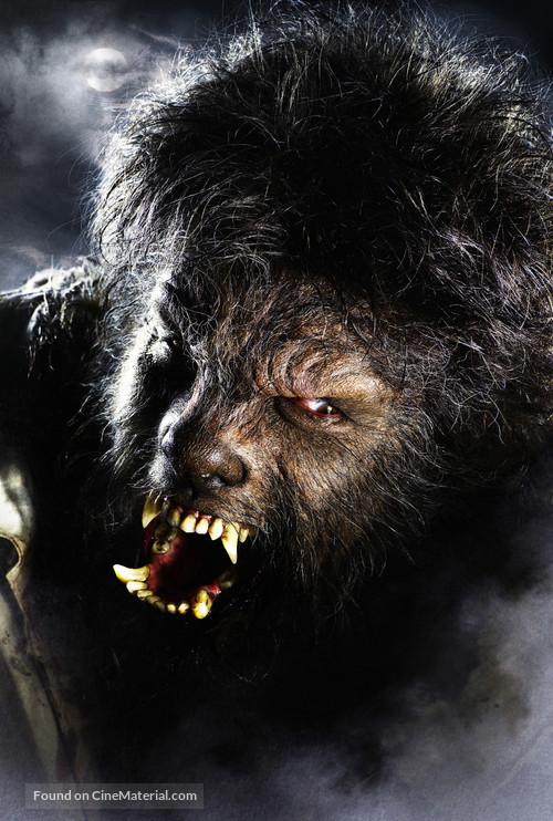 The Wolfman - Key art