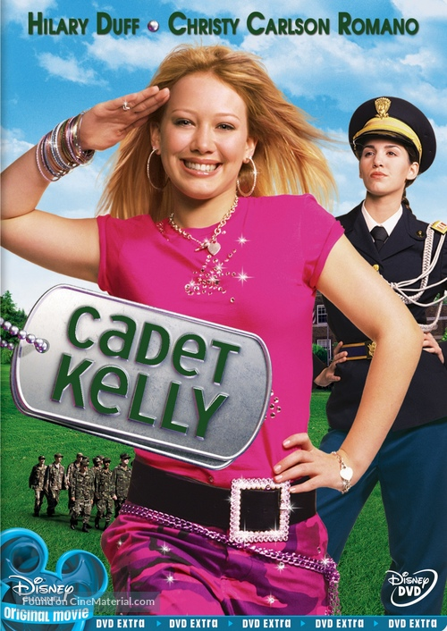 Cadet Kelly - DVD movie cover
