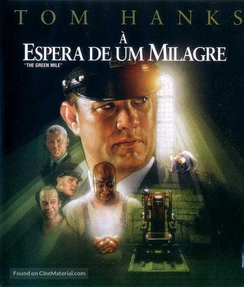 The Green Mile - Brazilian Blu-Ray movie cover