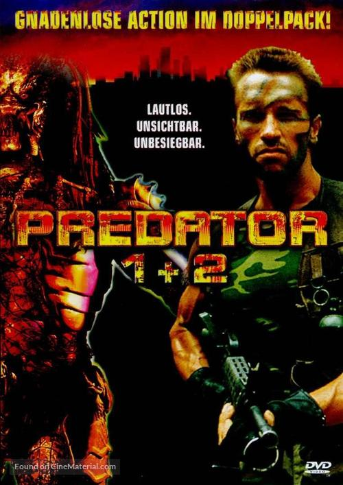 Predator - German Movie Cover