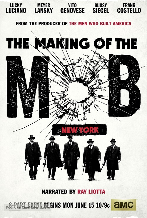 """""""The Making of the Mob"""" - Movie Poster"""