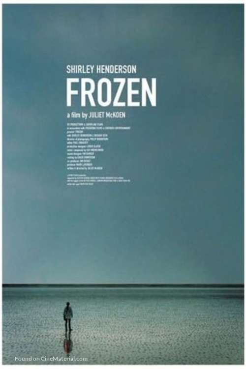 Frozen - British Movie Poster