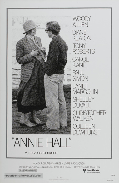 Annie Hall - Theatrical poster