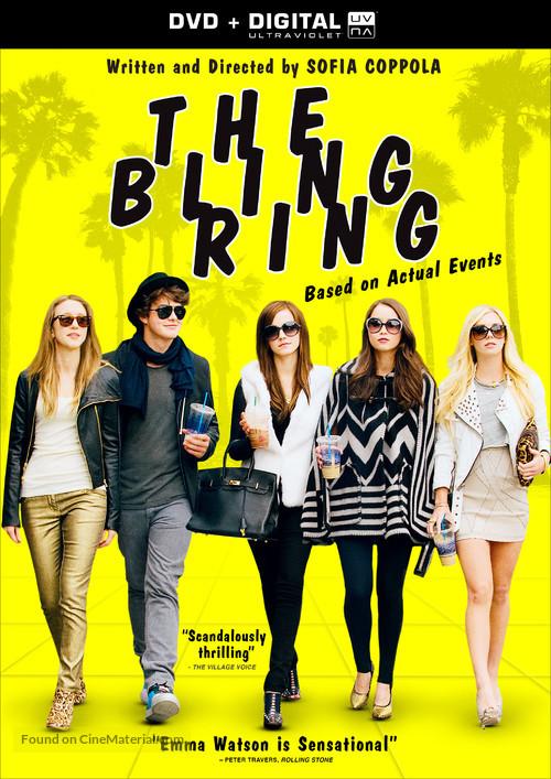 The Bling Ring - DVD cover