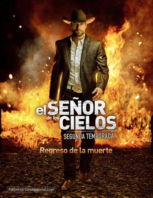 """""""El Señor de los Cielos"""" - Movie Poster"""