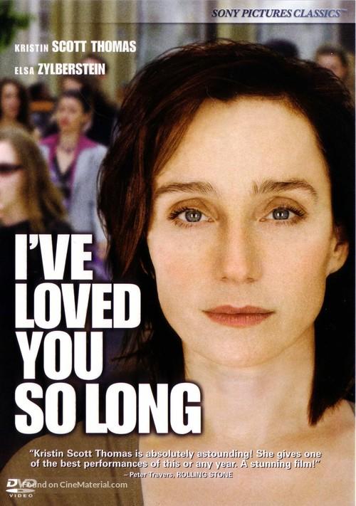 Il y a longtemps que je t'aime - Movie Cover