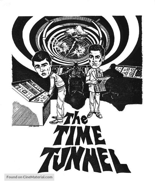 """""""The Time Tunnel"""" - Movie Poster"""