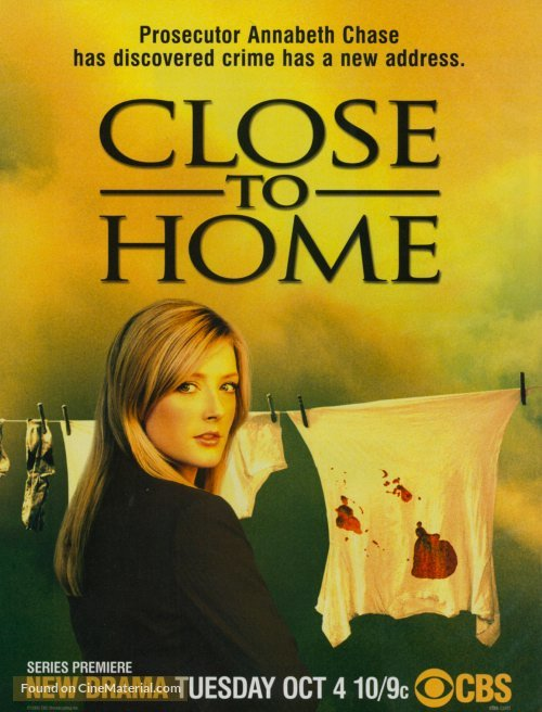 """Close to Home"" - Movie Poster"