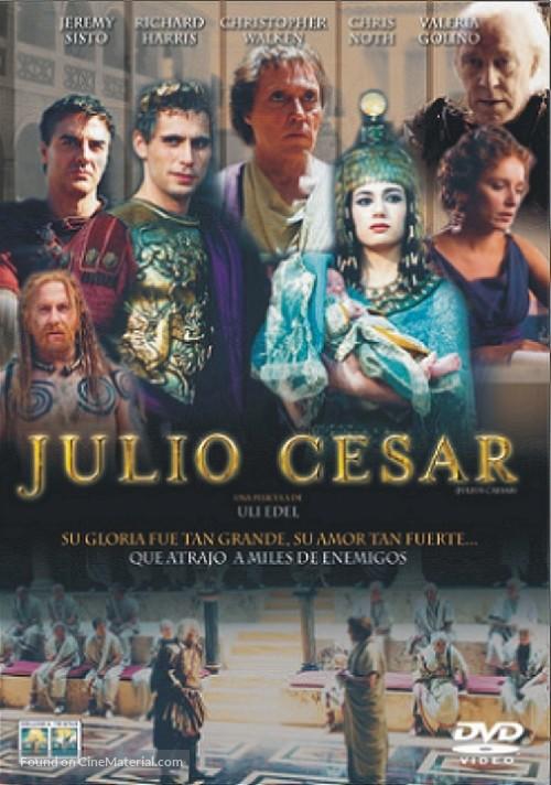 """""""Julius Caesar"""" - Spanish poster"""