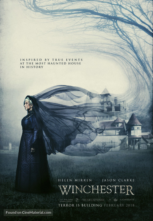 Winchester - Movie Poster