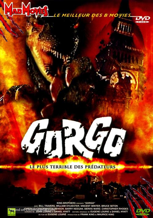 Gorgo - French DVD movie cover
