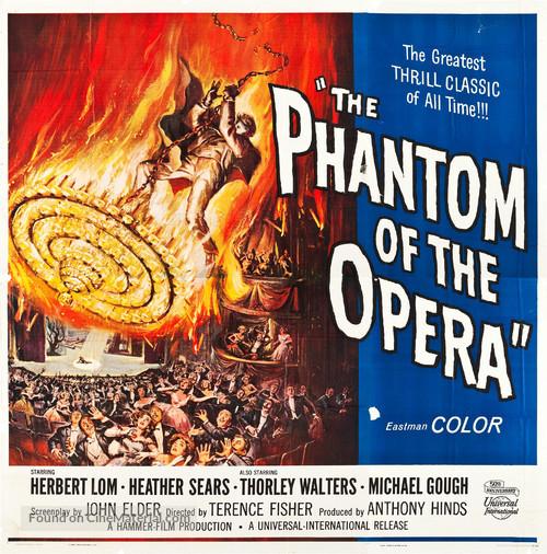 The Phantom of the Opera - Movie Poster