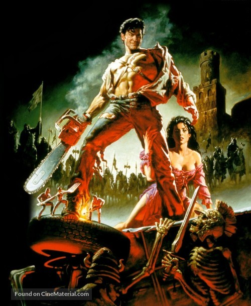 Army Of Darkness - Key art