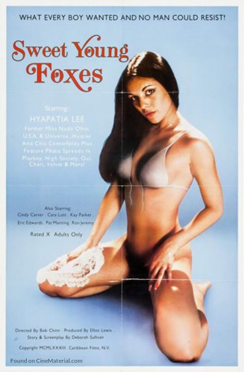 Sweet Young Foxes - Movie Poster