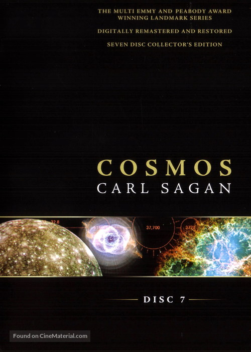 """Cosmos"" - DVD movie cover"