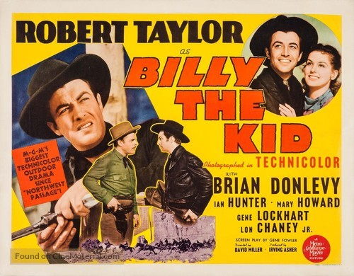 Billy the Kid - Movie Poster