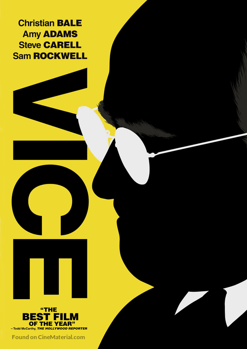 Vice - Movie Cover