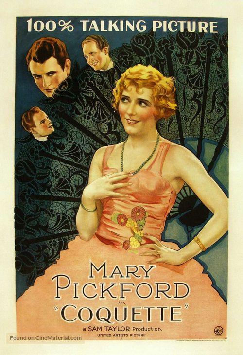 Coquette - Movie Poster