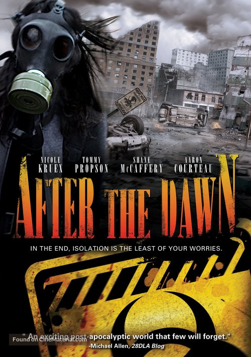 After the Dawn - DVD movie cover
