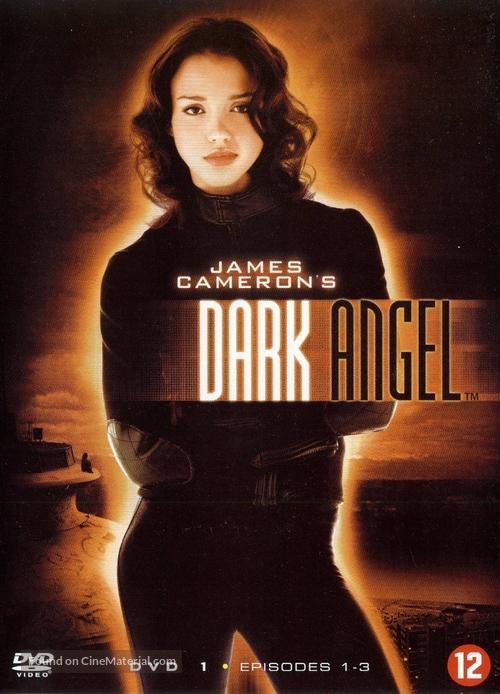 """""""Dark Angel"""" - Dutch DVD movie cover"""