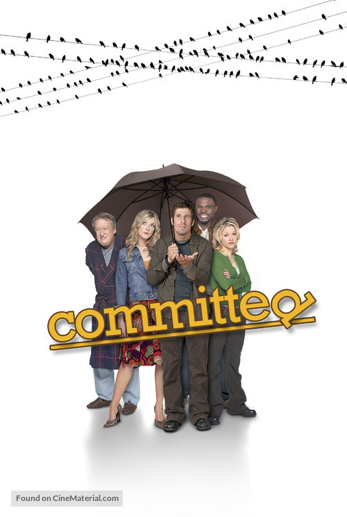"""Committed"" - poster"