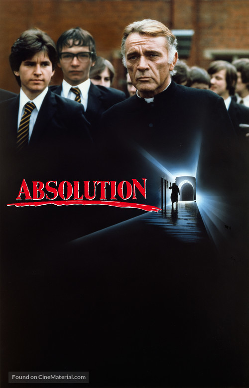 Absolution - British Movie Poster