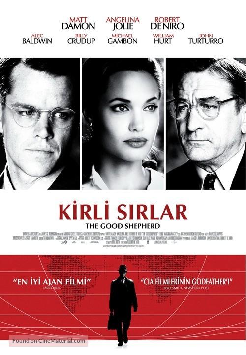 The Good Shepherd - Turkish Movie Poster