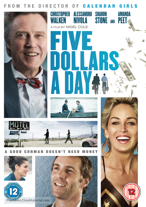$5 a Day - British DVD movie cover
