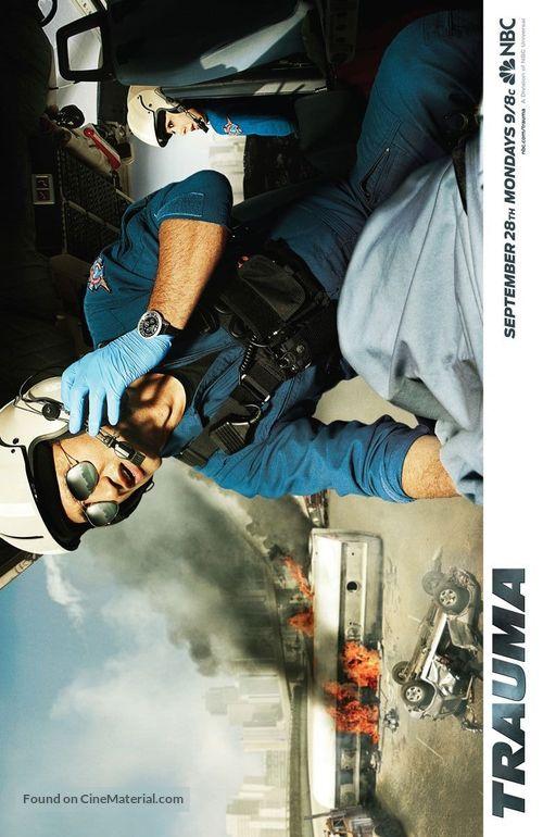 """""""Trauma"""" - Movie Poster"""