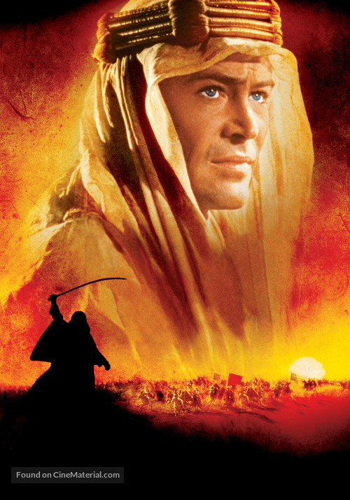 Lawrence of Arabia - Key art