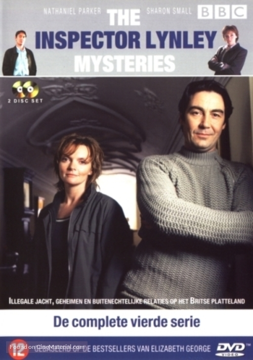 """The Inspector Lynley Mysteries"" - Dutch DVD movie cover"