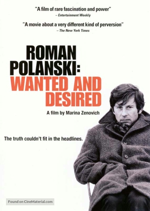 Roman Polanski: Wanted and Desired - DVD cover