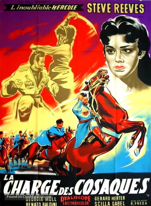 Agi Murad il diavolo bianco - French Movie Poster