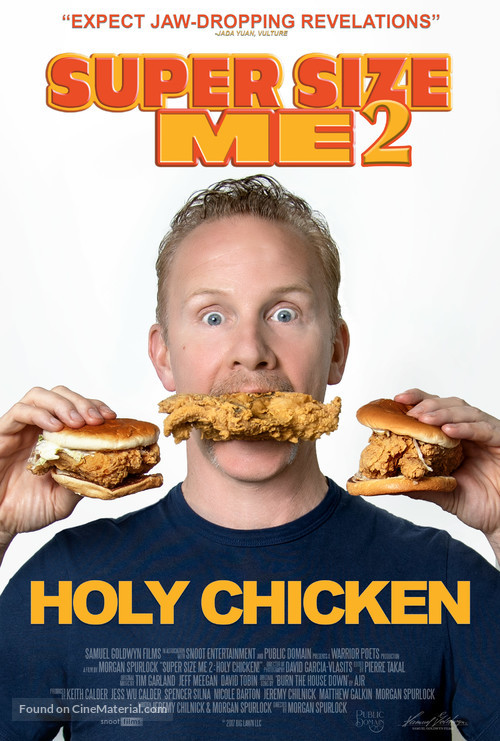 Super Size Me 2: Holy Chicken! - Movie Poster