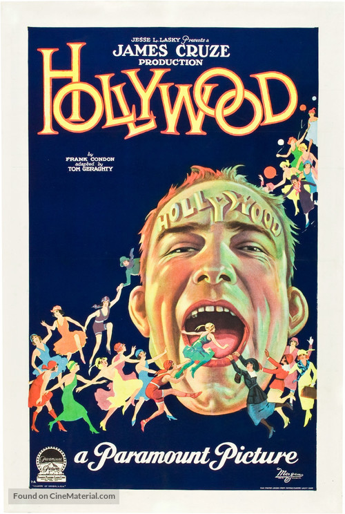 Hollywood - Theatrical poster