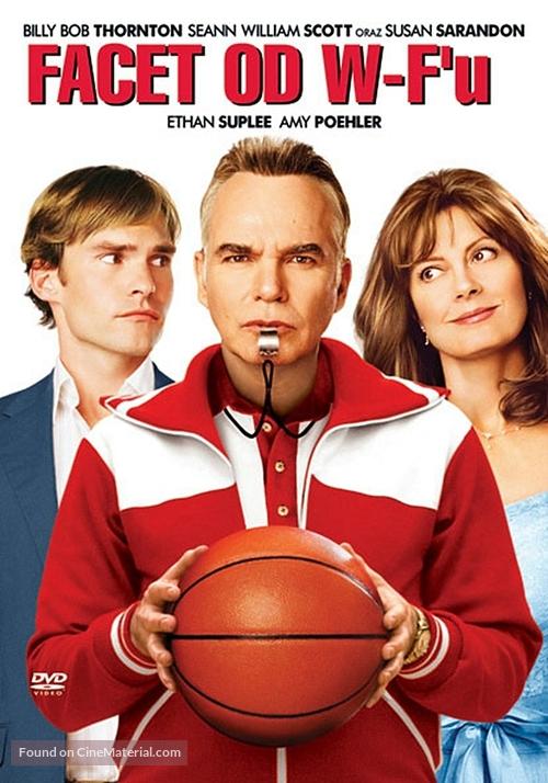 Mr. Woodcock - Polish DVD movie cover