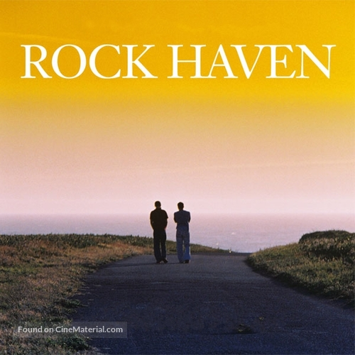 Rock Haven - Blu-Ray cover