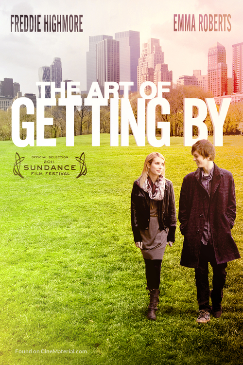 The Art of Getting By - DVD cover