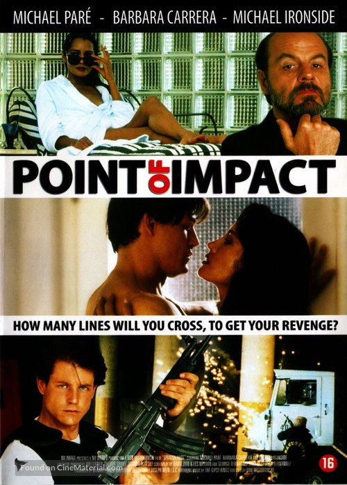 Point of Impact - Dutch Movie Cover