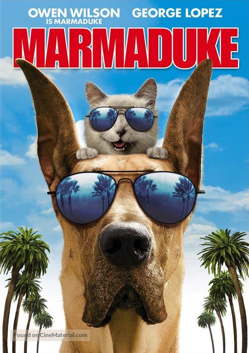 Marmaduke - DVD movie cover