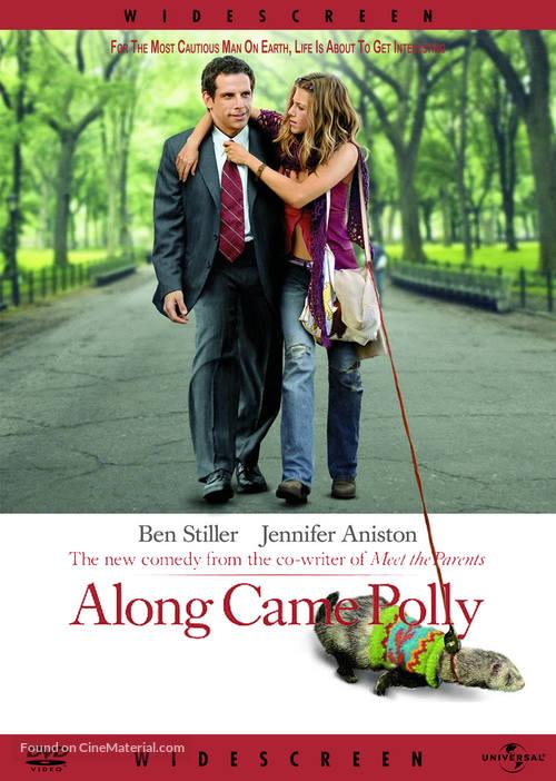 Along Came Polly 2004 Dvd Movie Cover