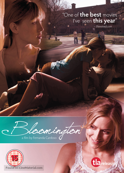 Bloomington - British DVD cover