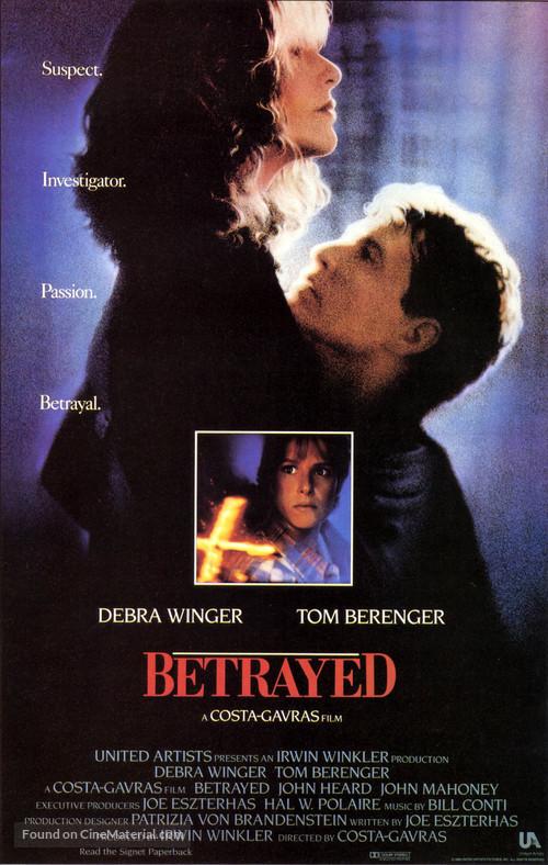 Betrayed - Movie Poster