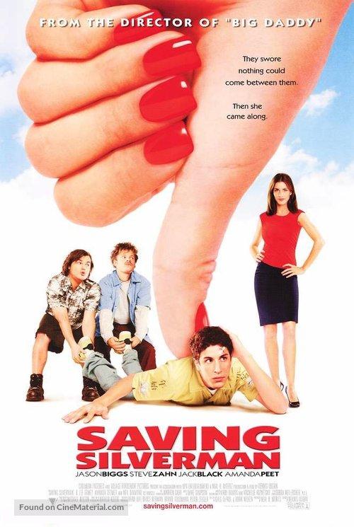 Saving Silverman - Movie Poster